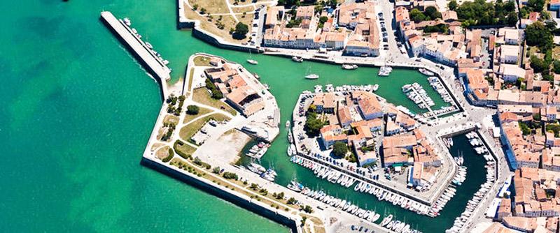 Port de St Martin de RŽ